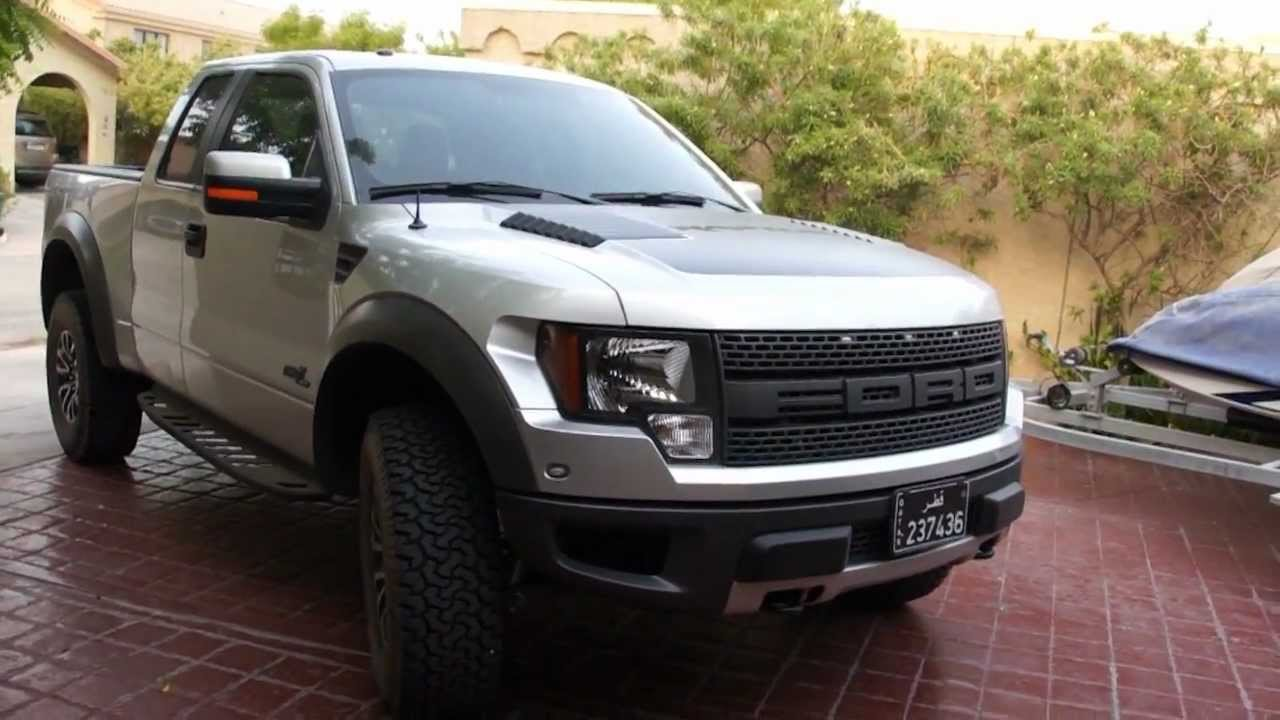 Lazy Australian Review Of The 2012 Ford F150 Raptor Part 1