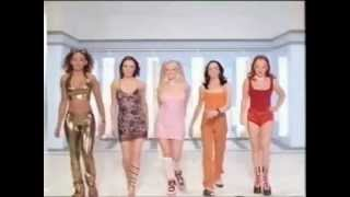 Watch Spice Girls Move Over video