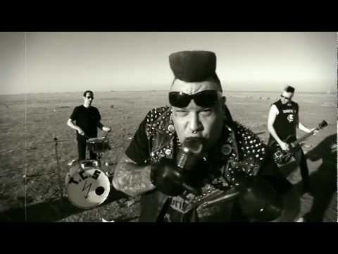 MAD SIN - nine lives - official HD video  //  Tribal Area