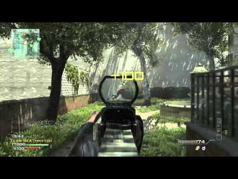 Xxx Hoover - Mw3 Game Clip video