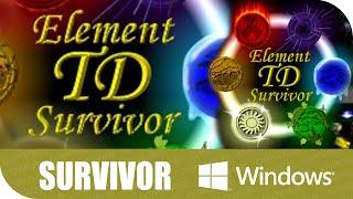 WarCraft 3   Element TD Survivor v4.3b   電腦遊戲