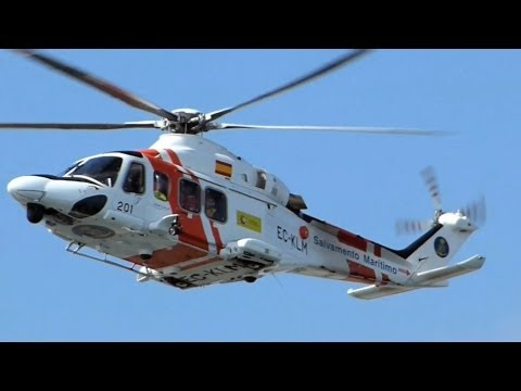 AgustaWestland AW139 Sea Rescue