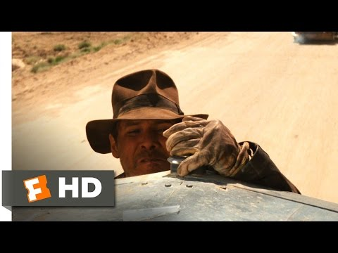 Raiders of the Lost Ark (7/10) Movie CLIP - Taking the Ark (1981) HD