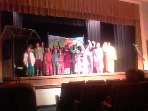 Thomson High School Wizard of Oz 2014! Intro Pt 2!