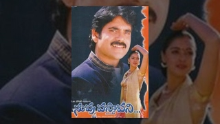 Nuvvu Vasthavani | Full Length Telugu Movie | Nagarjuna, Simran