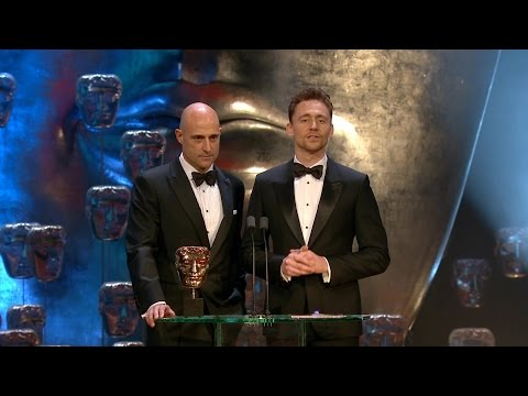 Tom Hiddleston at the British Academy Film Awards 2015 [HD]