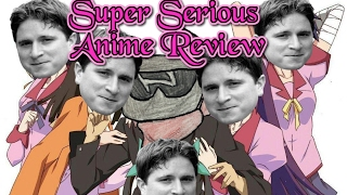 Super Serious Anime Review Winter Of 33