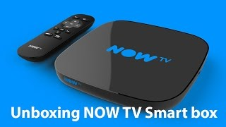 New NOW TV  Smart Box With Freeview, Powered By Roku