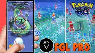 SOLUCION JOYSTICK FGL Pro MEJOR HACK Pokemon GO Android 6, 7 y 8 Pokemon GO Servicios Google play