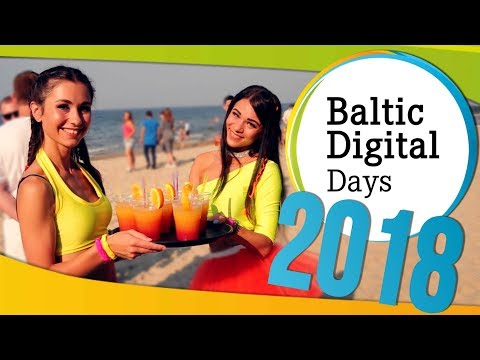 Скоро Baltic Digital Days 2018!