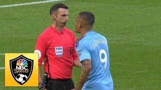 Lastgasp Gabriel Jesus winner chalked off by VAR Premier League NBC Sports