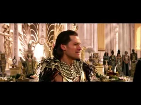 Gods of Egypt - Official International Trailer