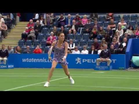 2016 WTA June Shot of the Month   Agnieszka Radwanska