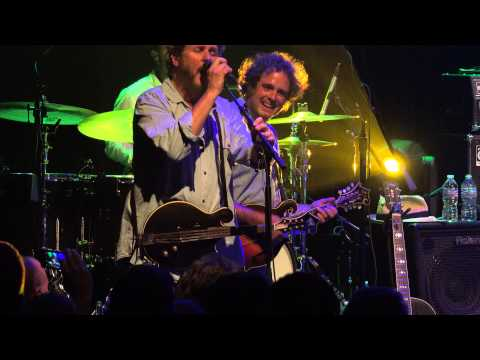 Leftover Salmon  - Whipping Post - 7/2/15 - Park West, Chicago