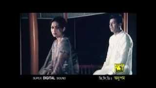 Download Kichu Kichu Manusher Jibone - Andrew Kishore ft Shabnur Shakib Khan 3Gp Mp4