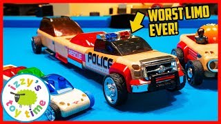 Cars for Kids | AUTOMOBLOX! WORST LIMO EVER! Fun Toys for Kids
