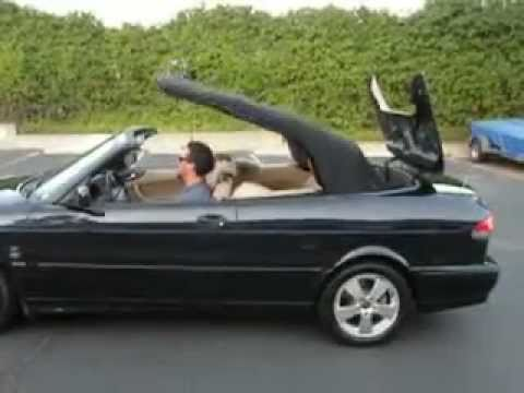 2003 saab 9 3 se convertible stk u1141 youtube. Black Bedroom Furniture Sets. Home Design Ideas