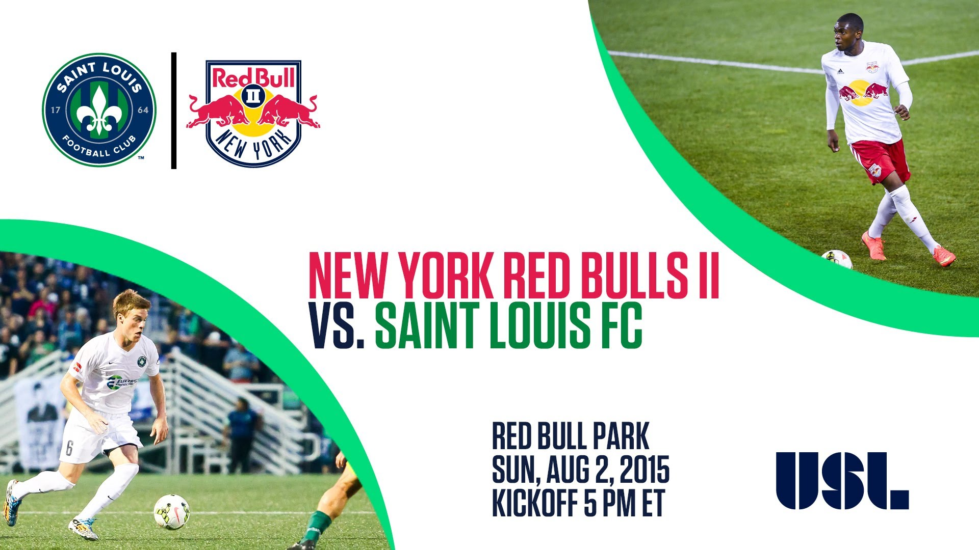 New York Red Bull II vs. St. Louis FC