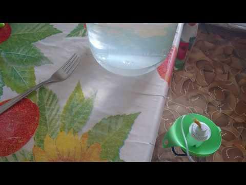Как отчистить самогон самый простой способ.