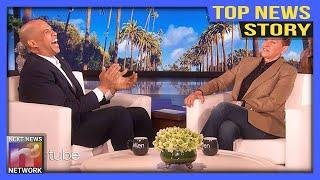 TOP NEWS! Cory Booker Reveals SECRET RELATIONSHIP To Ellen - Audience STUNNED