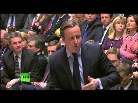 BoJo, Corbyn, Clegg & Ed ask Cameron EU questions