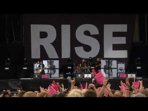 Rise Against - The Good Left Undone (Live @ Rock Am Ring)