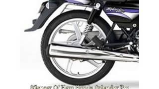 Hero Honda Splendor Pro