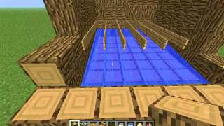 Minecraft: How to Make a Chicken and Egg Farm - MCbasics