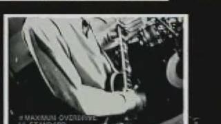 HI-STANDARD - Maximum Overdrive (music video)