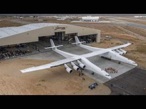 World's Biggest Aeroplane Revealed: Meet The
