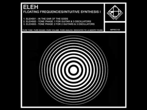 Eleh - In The Ear Of The Gods