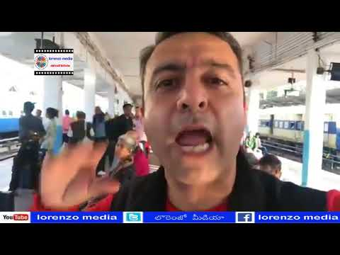 రైల్వే మంత్రి ని కడిగి పారేసిన సామాన్యుడు | Latest Telugu News | Lorenzo Media