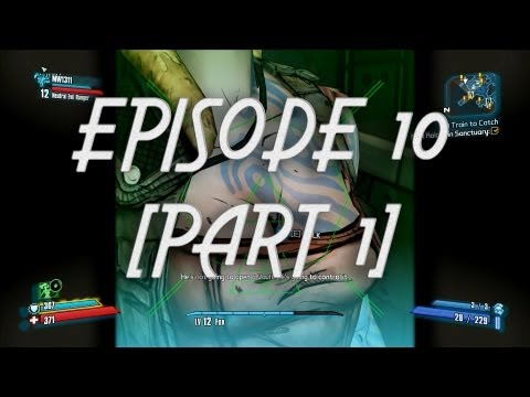 Let's Play: Borderlands 2! Episode 10 [Part 1]: Boobs! thumbnail
