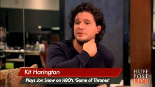 Kit Harington Plays #Nofilter! | HPL