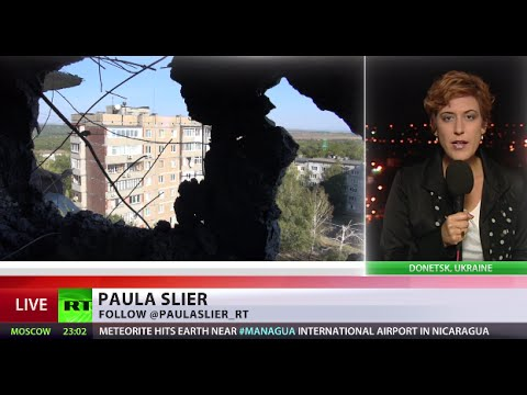 Ceasefire holds in E. Ukraine despite sporadic clashes, accusations