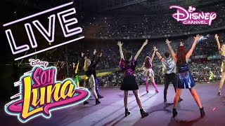 SOY LUNA - Backstage in Kolumbien 💃🎉 | Disney Channel