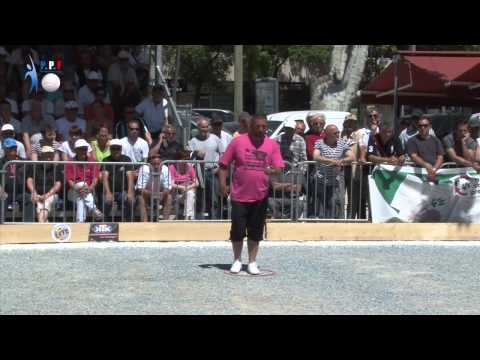 Demi finale International de Draguignan