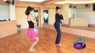 Bollywood Routine1- Munni Badnam Steps