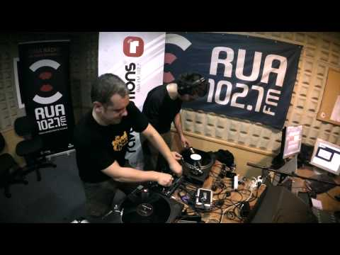 WUMM & Scalawag @ radio show: Raveolutions (Portugal)