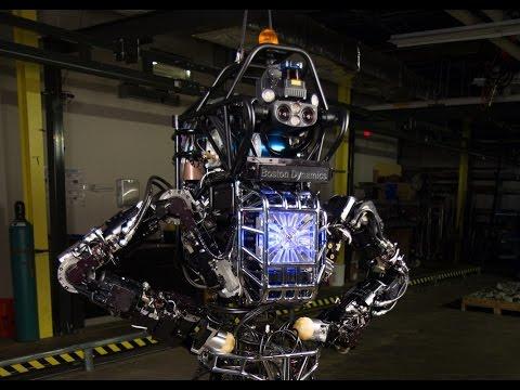 US Future Military Robots - DARPA Boston Dynamics - SKYNET TODAY