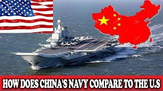 HOW DOES CHINA'S NAVY COMPARE TO THE U.S || World News Radio