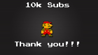 10,000 subscribers- Thank you all so much!!!