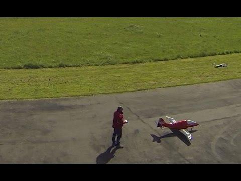 RC FUTURA Vs F550 DJI DRONE : 1 - 0