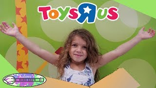 I Mailed Myself to Toys R Us In a HUGE Box Fort and It Worked! SO MANY TOYS!!