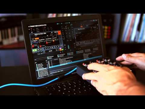 Midi Deck Controller Midi Fighter 3d Controlling