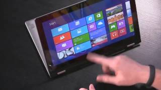 Lenovo Ideapad Yoga 13 Ultrabook Preview - PC Perspective