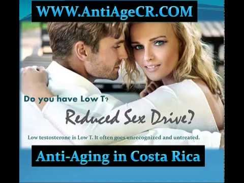 Anti Aging Costa Rica - What is LowT? ( What is Low Testosterone? ) and Anti-Aging Costa Rica