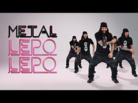 VÍDEO Lepo Lepo Versão Metal | O Metaleiro