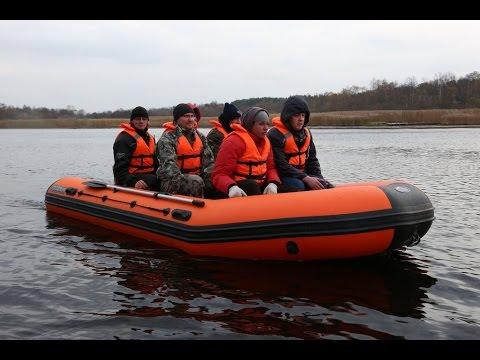лодка витязь пвх