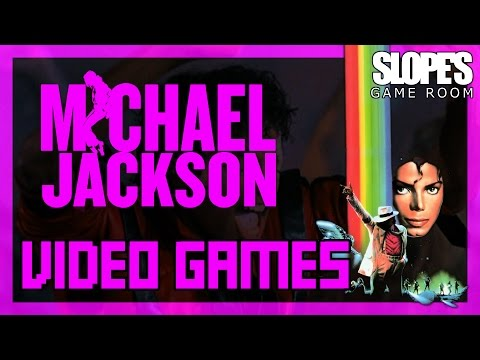 SGR #5: Michael Jackson Video Games